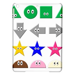 Cute Symbol Ipad Air Hardshell Cases