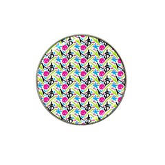 Cool Graffiti Patterns  Hat Clip Ball Marker (10 Pack) by Nexatart