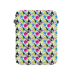 Cool Graffiti Patterns  Apple Ipad 2/3/4 Protective Soft Cases by Nexatart