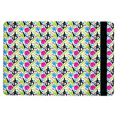 Cool Graffiti Patterns  iPad Air Flip by Nexatart