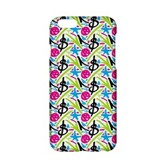 Cool Graffiti Patterns  Apple Iphone 6/6s Hardshell Case by Nexatart