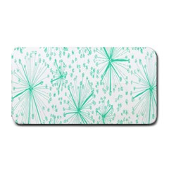 Pattern Floralgreen Medium Bar Mats by Nexatart