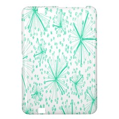 Pattern Floralgreen Kindle Fire Hd 8 9  by Nexatart