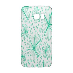 Pattern Floralgreen Galaxy S6 Edge