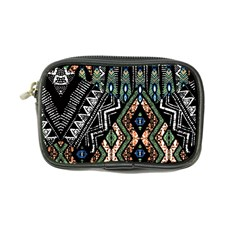 Ethnic Art Pattern Coin Purse by Nexatart