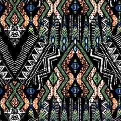 Ethnic Art Pattern Magic Photo Cubes