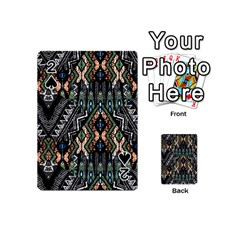 Ethnic Art Pattern Playing Cards 54 (mini)