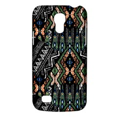 Ethnic Art Pattern Galaxy S4 Mini by Nexatart