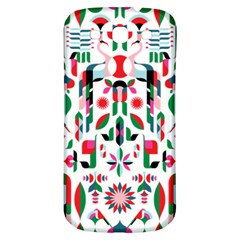Abstract Peacock Samsung Galaxy S3 S Iii Classic Hardshell Back Case by Nexatart