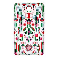 Abstract Peacock Samsung Galaxy Tab 4 (8 ) Hardshell Case  by Nexatart
