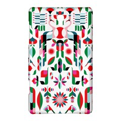 Abstract Peacock Samsung Galaxy Tab S (8 4 ) Hardshell Case