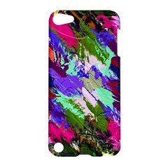 Tropical Jungle Print And Color Trends Apple Ipod Touch 5 Hardshell Case