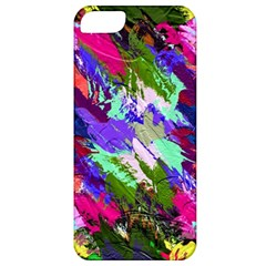 Tropical Jungle Print And Color Trends Apple Iphone 5 Classic Hardshell Case by Nexatart