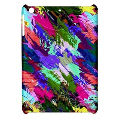 Tropical Jungle Print And Color Trends Apple Ipad Mini Hardshell Case by Nexatart
