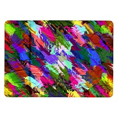 Tropical Jungle Print And Color Trends Samsung Galaxy Tab 10 1  P7500 Flip Case by Nexatart