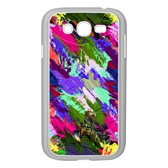 Tropical Jungle Print And Color Trends Samsung Galaxy Grand Duos I9082 Case (white) by Nexatart