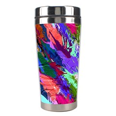Tropical Jungle Print And Color Trends Stainless Steel Travel Tumblers