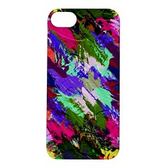 Tropical Jungle Print And Color Trends Apple Iphone 5s/ Se Hardshell Case by Nexatart