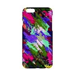 Tropical Jungle Print And Color Trends Apple Iphone 6/6s Hardshell Case