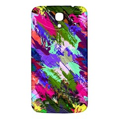 Tropical Jungle Print And Color Trends Samsung Galaxy Mega I9200 Hardshell Back Case by Nexatart