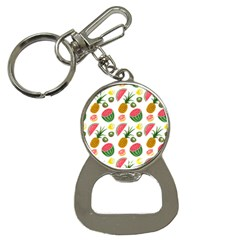 Fruits Pattern Button Necklaces