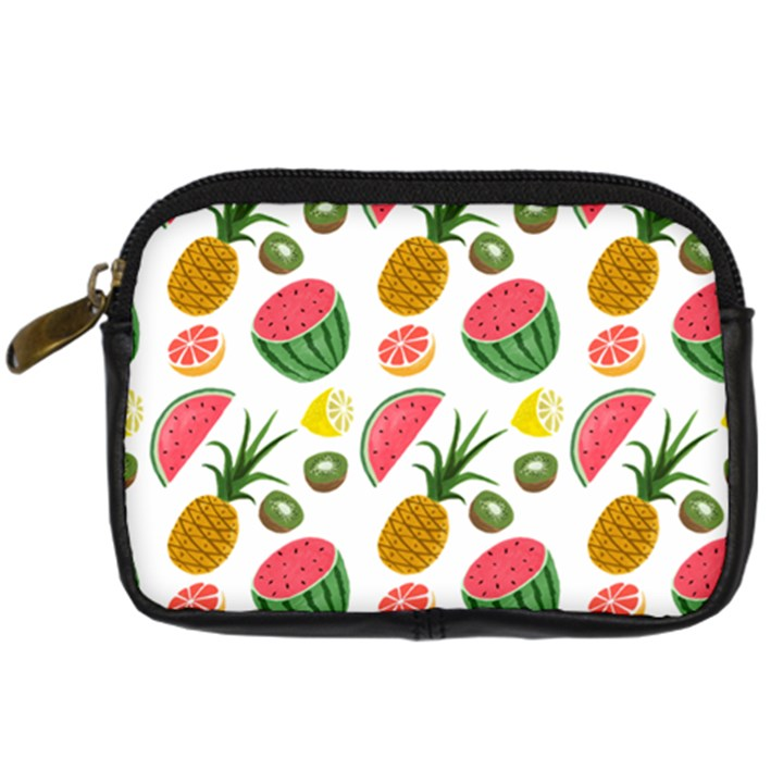 Fruits Pattern Digital Camera Cases