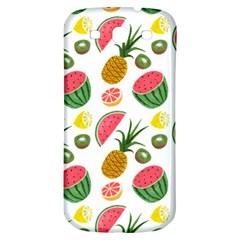 Fruits Pattern Samsung Galaxy S3 S Iii Classic Hardshell Back Case by Nexatart
