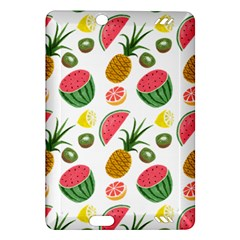 Fruits Pattern Amazon Kindle Fire Hd (2013) Hardshell Case by Nexatart
