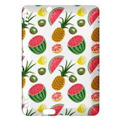 Fruits Pattern Kindle Fire Hdx Hardshell Case