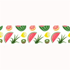 Fruits Pattern Large Bar Mats by Nexatart