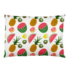 Fruits Pattern Pillow Case (two Sides)