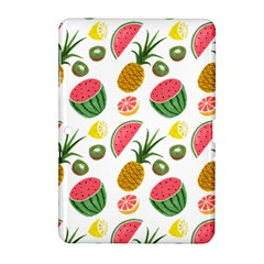 Fruits Pattern Samsung Galaxy Tab 2 (10 1 ) P5100 Hardshell Case  by Nexatart