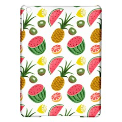 Fruits Pattern Ipad Air Hardshell Cases by Nexatart