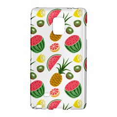 Fruits Pattern Galaxy Note Edge by Nexatart