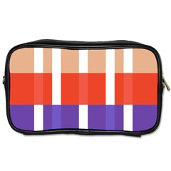 Compound Grid Toiletries Bags 2 Side by Nexatart