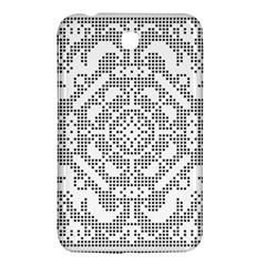 Mosaic Pattern Cyberscooty Museum Pattern Samsung Galaxy Tab 3 (7 ) P3200 Hardshell Case