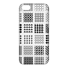 Retro Patterns Apple Iphone 5c Hardshell Case