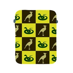 Bird And Snake Pattern Apple Ipad 2/3/4 Protective Soft Cases