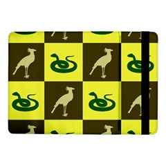 Bird And Snake Pattern Samsung Galaxy Tab Pro 10 1  Flip Case by Nexatart