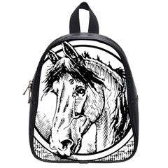 Framed Horse School Bags (small)