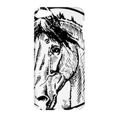 Framed Horse Apple Ipod Touch 5 Hardshell Case by Nexatart