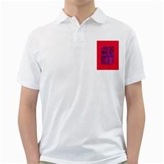 Funny Foggy Thing Golf Shirts