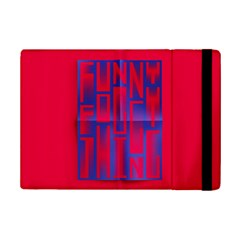 Funny Foggy Thing Ipad Mini 2 Flip Cases
