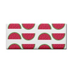 Watermelon Pattern Cosmetic Storage Cases by Nexatart
