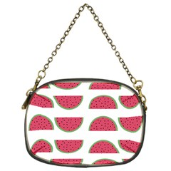 Watermelon Pattern Chain Purses (one Side)