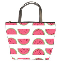 Watermelon Pattern Bucket Bags