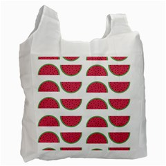 Watermelon Pattern Recycle Bag (one Side)
