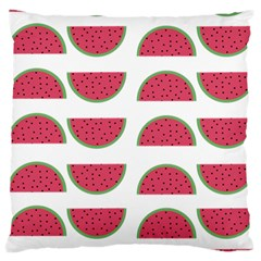 Watermelon Pattern Large Cushion Case (one Side)