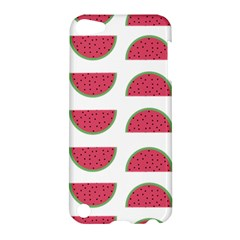 Watermelon Pattern Apple Ipod Touch 5 Hardshell Case by Nexatart