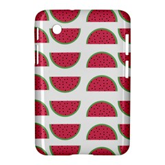 Watermelon Pattern Samsung Galaxy Tab 2 (7 ) P3100 Hardshell Case  by Nexatart